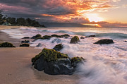The North Shore Of Maui Print by Hawaii  Fine Art Photography