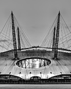 Arts Culture And Entertainment Originals - The O2 structure by Vinicios De Moura