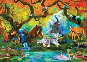 The Oasis Print by Aimee Stewart