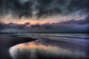 Atlantic Ocean Digital Art - The OC at Dawn by Lori Deiter