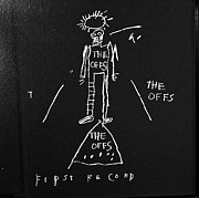 Jean-Michel Basquiat - The Offs