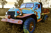 John Debar Metal Prints - The Old Beater Metal Print by John Debar