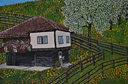 Ferid Jasarevic - The old Bosnian house...