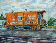 William Reed - The Old Caboose
