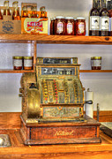 Kathy Baccari - The Old Cash Register