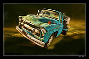 Blake Richards Framed Prints - The Old Chevy Max Framed Print by Blake Richards