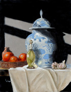 Barry Williamson - The old Chines vase