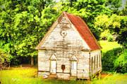 Barry Jones - The Old Church-1