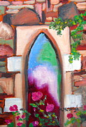 Marita McVeigh - The Old Church Window