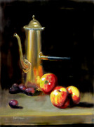 Barry Williamson - The old coffee pot