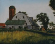 Janet Poirier - The Old Farm in Fredrick...