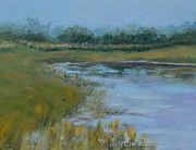 Donna Pierce-Clark - The Old Fishing Pond at...