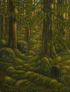 Veikko Suikkanen - The old forest