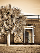 Andrew Crispi - The Old Fort-Sepia