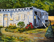 Carol L Miller - The Old Hen House