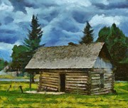 Carrie OBrien Sibley - The Old Homestead