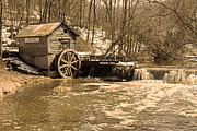 Wayne Stabnaw - The Old Mill 3