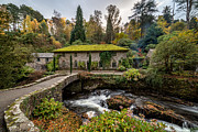 Gates Metal Prints - The Old Mill Metal Print by Adrian Evans