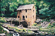 Glenn Pollard - The Old Mill