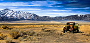 Old West Photos - The Old One by Robert Bales