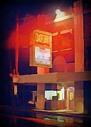 Halifax Artist John Malone - The Old Oxford Theatre...