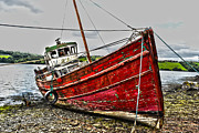 Pat  J Falvey - The Old Red Boat