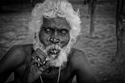 Pallab Banerjee - The old smoker
