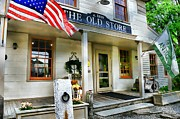 The Old Store Print by Diana Angstadt