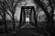 Outdoor Photographs Framed Prints - The Old Wadsworth Bridge Framed Print by Kurt Golgart