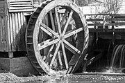 Wayne Stabnaw - The Old Water Wheel