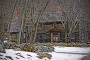 Concord Massachusetts Metal Prints - The Olde Tavern Metal Print by Richard Bramante