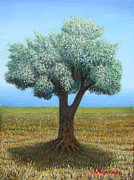 Olive Oil Originals - The Olive Tree by Anastassios Mitropoulos