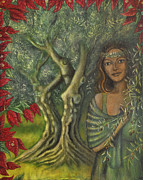 Alice Mason - The Olive Tree Goddess