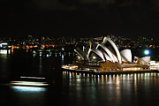 Opera House Photos - The Opera House by Syed Aqueel