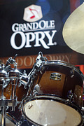 Grand Ole Opry Art - The Opry House by Don Olea