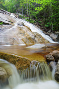 North Fork Prints - The Other Pitcher Falls - Lincoln New Hampshire Print by Erin Paul Donovan