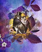 The Owlsleys Print by Aimee Stewart
