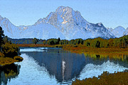 Rick Thiemke - The Oxbow Bend
