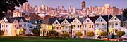 Painted Ladies Framed Prints - The Painted Ladies Framed Print by Emmanuel Panagiotakis