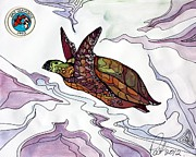 Pat Purdy - The Painted Turtle