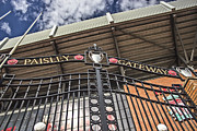 Liverpool Football Prints - The Paisley Gateway Print by Paul Madden