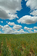 Cloud Formations. Sky Prints - The Palouse  Print by Jeff  Swan