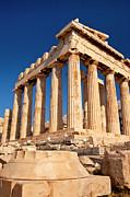 The Parthenon Print by Brian Jannsen