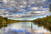 Sue Cullumber - The Perfect Fishing Spot