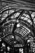 Storefront  Art - The Pergola Ceiling by David Patterson