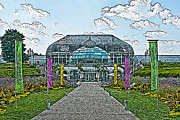 Citiscapes Photos - The Phipps Artistic Brush by G L Sarti