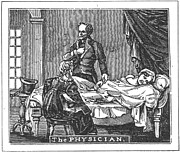 1835 Photos - The Physician, 1835 by Granger