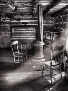 The Piano Room Print by Ken Smith