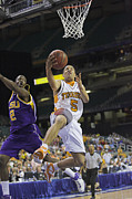 Sec Prints - The Picture of Chris Lofton Print by Steve Day