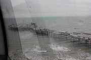 Hove Framed Prints - The pier of Brighton Framed Print by Dylan Kerler